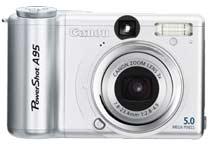 The Canon A95