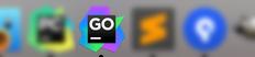 New goland logo