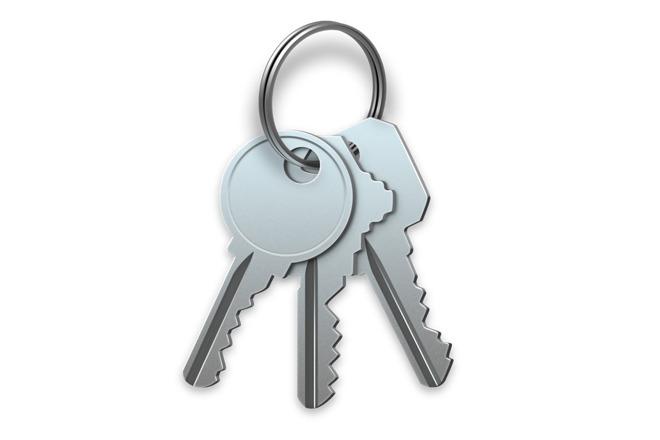 Mac Keychain App logo